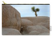 Lone Joshua Tree Carry-all Pouch