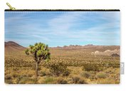 Lone Joshua Tree - Pleasant Valley Carry-all Pouch