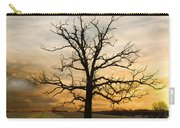 Lone Oak On The Marsh Carry-all Pouch