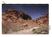 Lone Rock Road Overton Nevada  Carry-all Pouch