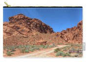 Lone Rock Valley Of Fire  Carry-all Pouch