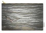 Lone Sea Gull Carry-all Pouch