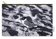 Lone Seagull Carry-all Pouch