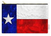Lone Star Stained Glass Carry-all Pouch