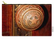 Lone Star Knob Carry-all Pouch