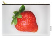 Lone Strawberry Carry-all Pouch