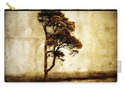 Lone Tree Carry-all Pouch by Julie Hamilton