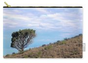 Lone Tree On Hillside In Central Oregon High Desert Carry-all Pouch