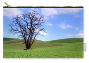 Lone Tree - Rolling Hills - Summer Sky Carry-all Pouch