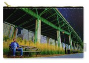 Loneliness In The City Carry-all Pouch