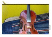 Lonely Fiddle Carry-all Pouch