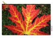 Lonely Leaf ... Carry-all Pouch
