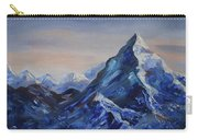 Lonely Mountain Cliff Carry-all Pouch