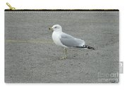 Lonely Seagull Carry-all Pouch