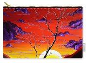 Lonely Soul By Madart Carry-all Pouch