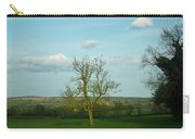 Lonely Tree Cotswold England Carry-all Pouch