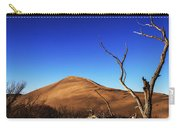 Lonely Bare Tree And Sanddunes Carry-all Pouch