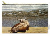 Lonesome Nguni Carry-all Pouch