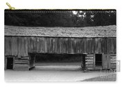 Long Barn Carry-all Pouch by David Lee Thompson