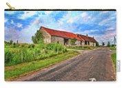 Long Barns Near Avincey - P4a16016 Carry-all Pouch