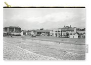 Long Beach California C. 1910 Carry-all Pouch
