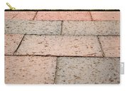 Long Bricked Walks Carry-all Pouch