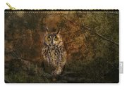 Long Eared Owl Surprise Carry-all Pouch