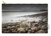 Long Exposure At Lawrencetown Beach, Nova Scotia Carry-all Pouch