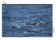 Long-finned Pilot Whales Carry-all Pouch