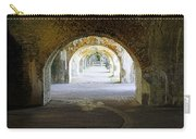 Long Hall At Fort Pickens Carry-all Pouch