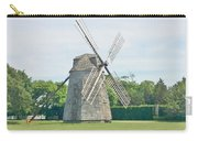 Long Island Wind Mill Carry-all Pouch