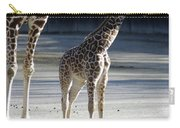 Long Legs - Giraffe Carry-all Pouch