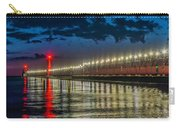 Long Lights At Grand Haven Pier Carry-all Pouch