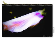 Long Unopened Hibiscus Flower Carry-all Pouch