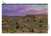 Long Winding Road In Central Oregon Carry-all Pouch