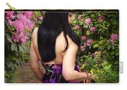 Longing For Springtime Gardens Carry-all Pouch