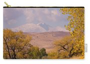 Longs Peak Diamond Autumn Shadow Carry-all Pouch