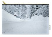 Lonly Road- Carry-all Pouch by JD Mims