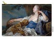 Loo, Louis-michel Van Tolon, 1707 - Paris, 1771 Diana In A Landscape 1739 Carry-all Pouch