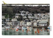 Looe Harbour - Cornwall Carry-all Pouch
