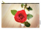 Look Down On A Rose Carry-all Pouch