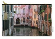 Looking Down A Venice Canal Carry-all Pouch
