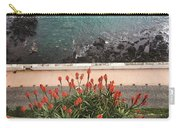 Looking Down, Angra Do Heroismo, Terceira Island Of Portugal Carry-all Pouch by Kelly Hazel