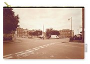 Looking Down Brunswick Square C York Street Bristol England Carry-all Pouch