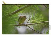 Looking Down - Common Sparrow - Passer Domesticus Carry-all Pouch