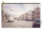 Looking Down Redland Road D Bristol England Carry-all Pouch
