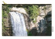 Looking Glass Falls Nc Carry-all Pouch
