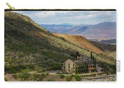 Looking Out Over The Hills Carry-all Pouch