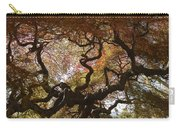 Looking Thru A Japanese Maple Carry-all Pouch