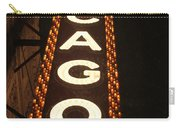 Looking Up Chicago Carry-all Pouch